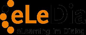 Logo of eLeDia Kundenportal